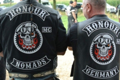 HONOUR MC GERMANY - HONOUR MC NOMADS - HMCG HMCN