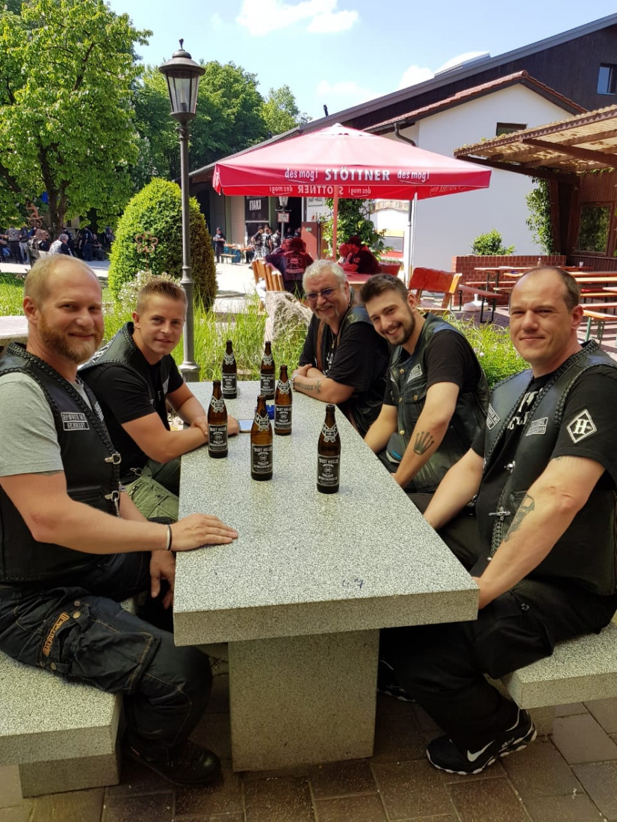 Trust MC European Run – Honour MC GERMANY